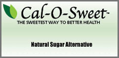 natural sugar replacement